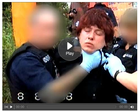Police Brutality: Arrested For Asking An Officer's Number