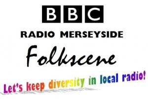 BBC Radio Merseyside Folk Scene
